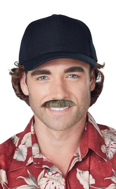 Moustache des Années 80