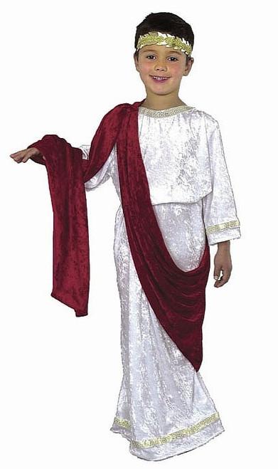 Costume de César pour enfant