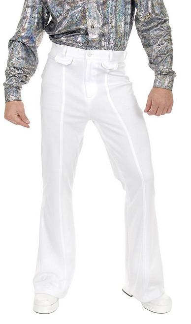 Pantalons Disco Blanc pour Homme