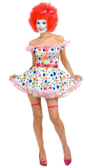 Costume Faire le Clown Tout Autour