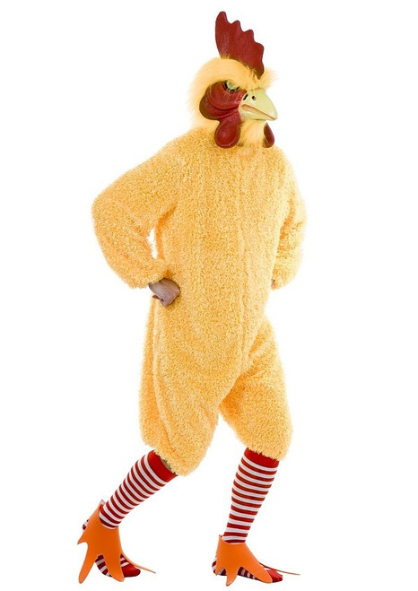 Costume du Poulet Funky