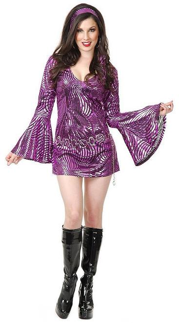 Diva du Disco Costume Annees 70