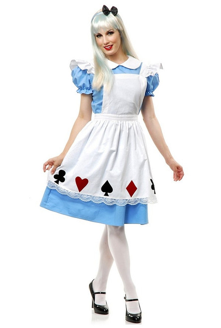Le Costume Original d'Alice