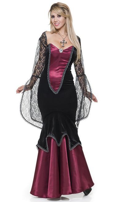 Costume du Vampire Lucy pour femmes