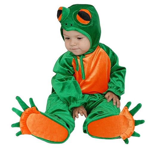 Enfant Petite Grenouille