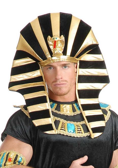 Couronne Or et Noir de Pharaon