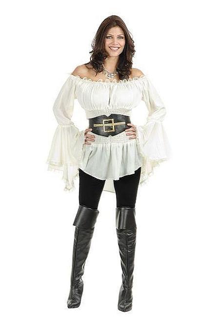 Pirate ceinture noire