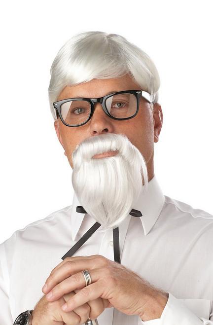Perruque, Barbe et Moustache du Colonel