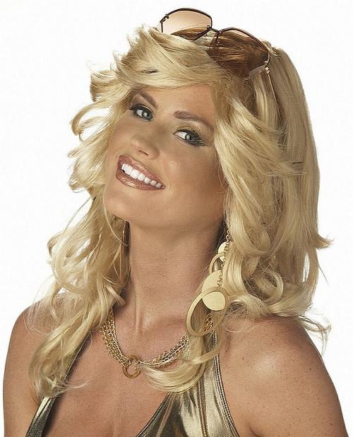 Discorama Mama perruque blonde