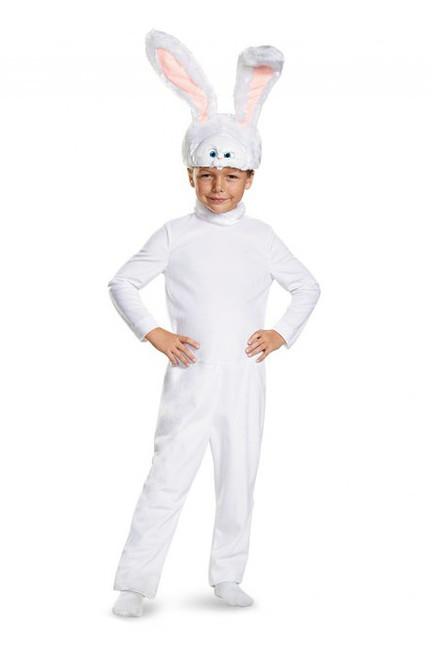 Comme des Betes Snowball Costume Pour Enfant