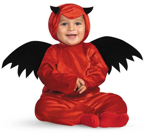 Costume du Petit Démon Bambin