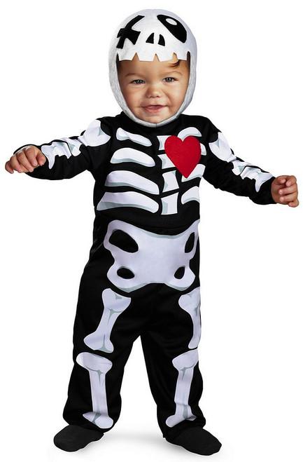 Costume du Petit Squelette pour Bambin