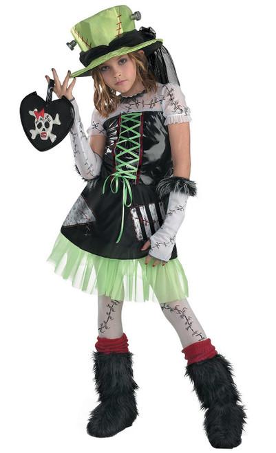 Costume Jeune Mariee De Monstre