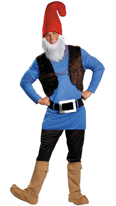 Costume de Papa Nain de Jardin