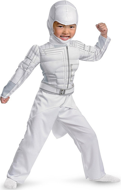 Costume de Storm Shadow des GI Joe