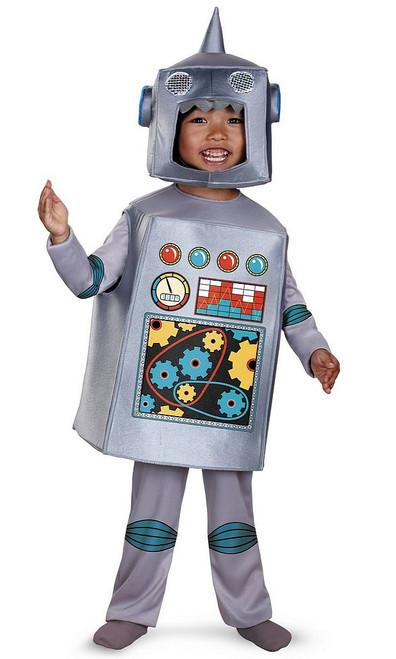 Costume du Robot Rétro pour Bambin
