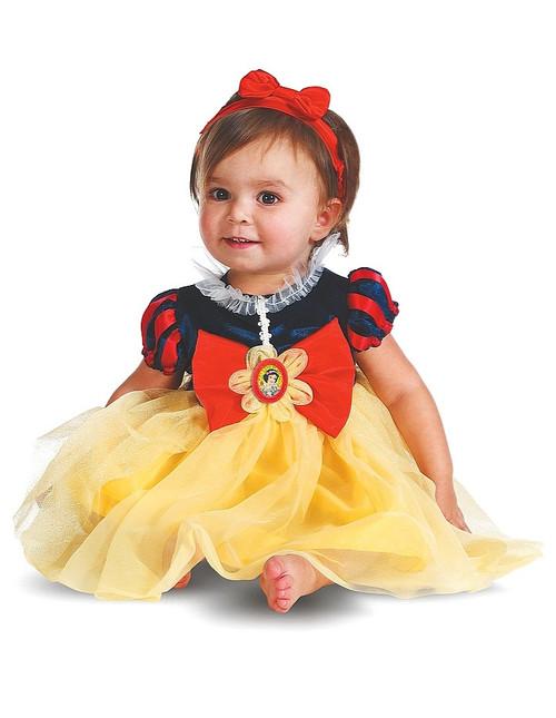 Costume de Blanche Neige pour bébé