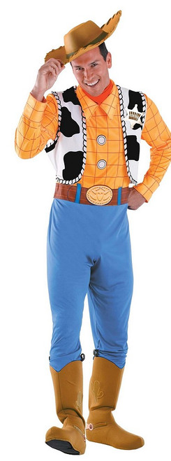 Costume standard Woody Adulte