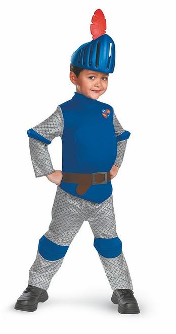 Costume Mike le chevalier de Luxe