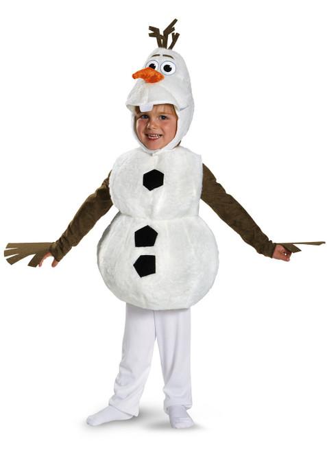 Costume de Olaf le Bonhomme de Neige pour Bambin