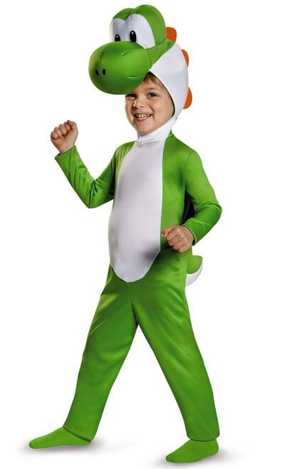 Costume de Yoshi Super Mario pour Bambin