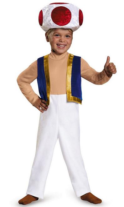 Costume de Toad Super Mario pour Bambin