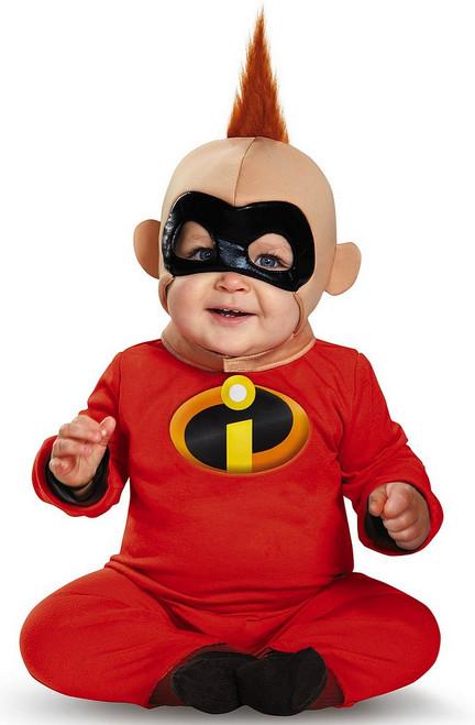 Costume de Luxe du Bébé Jack Jack l'Incroyable pour Nourrisson