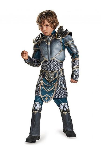 Costume de Warcraft Lothar pour Enfant
