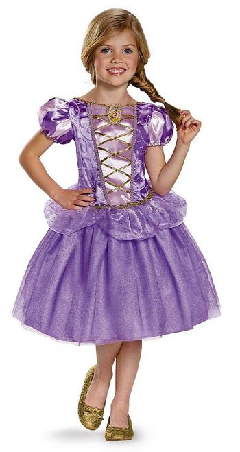 Costume Classique deRaiponce Princesse Disney pour Enfant