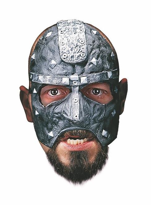 Masque sans Menton en Vinyle de Bourreau
