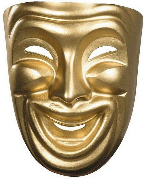 Masque Comedy Gold