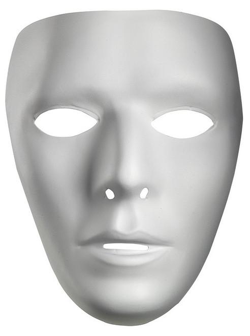 Masque Homme Blanc