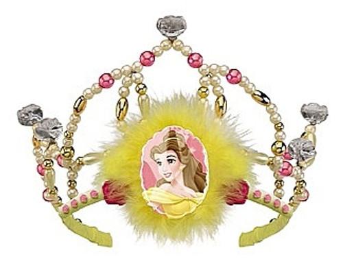 Belle jaune perlée Tiara