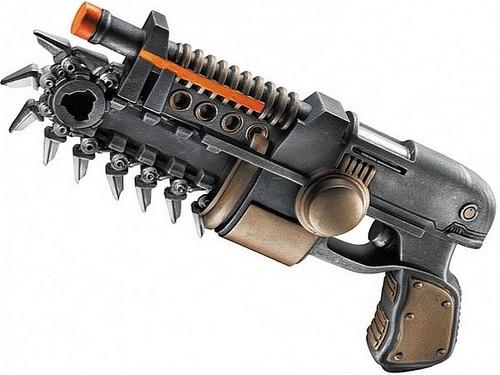 Gun steampunk Rip