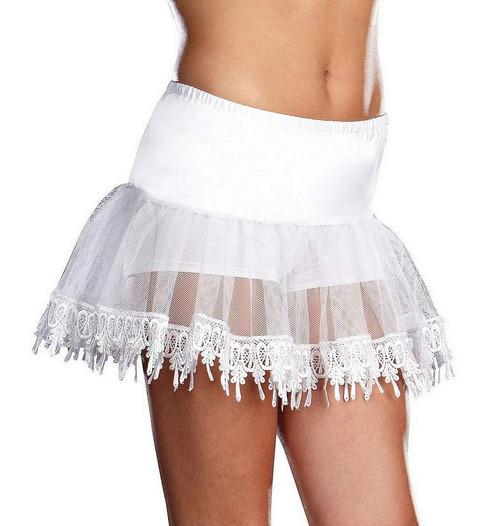 Angelica Petticoat Blanc