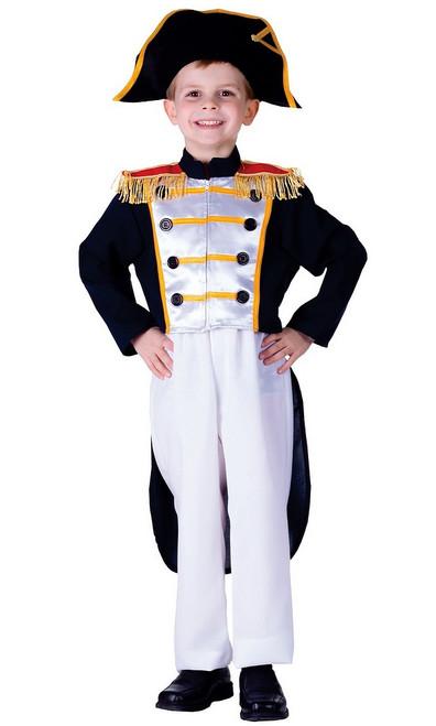 Costume du général colonial pour garçon