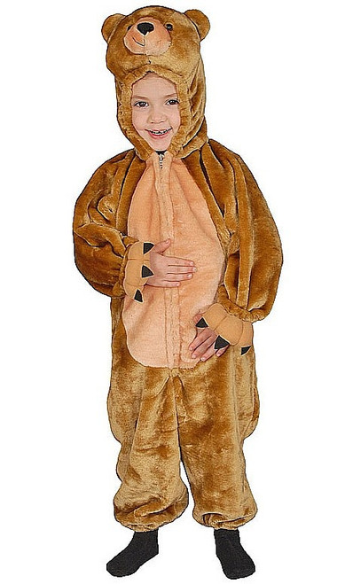 Petits ours brun Calin pour Garçon