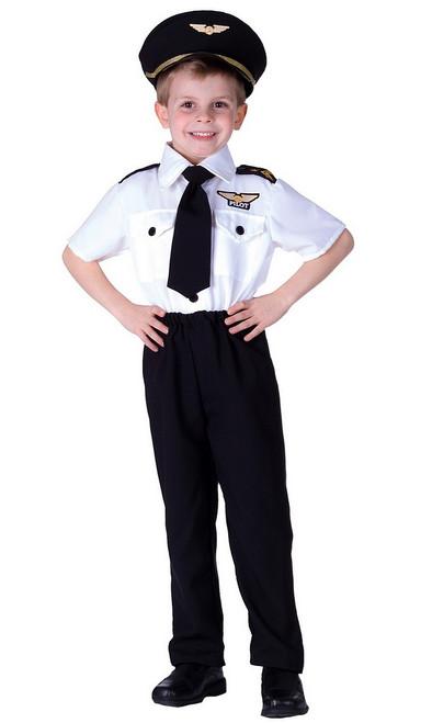 Costume de pilote pour Garçon