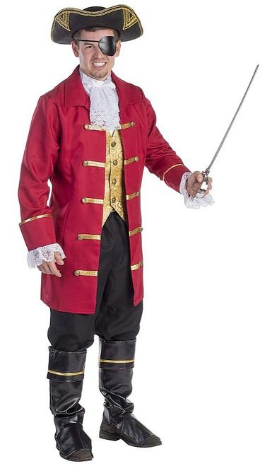 Pirate Adult Costume Elite