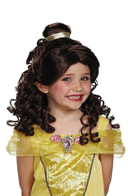 Perruque de Belle pour Enfant