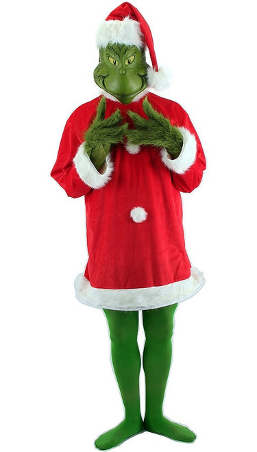 Costume de Luxe de Grinch