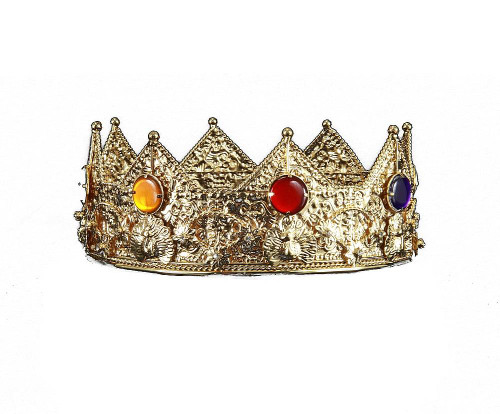 Gold King Crown Deluxe