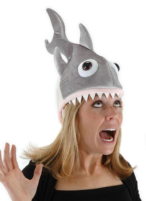 Chapeau du Requin Dévoreur d'Hommes
