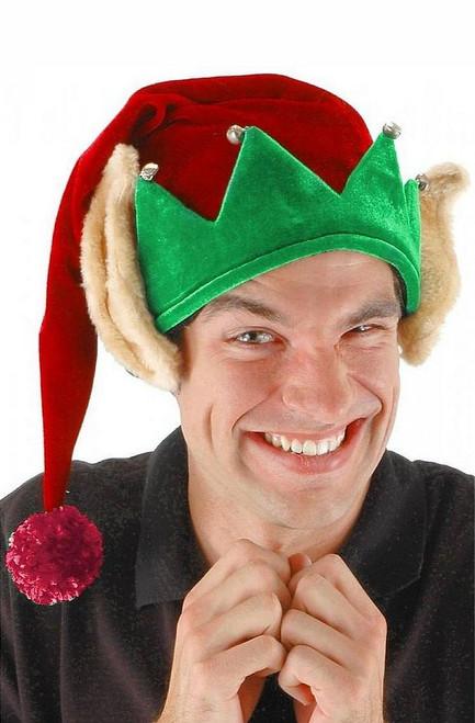 Adulte chapeau Elf avec des oreilles