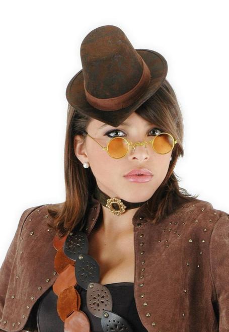 Lady Steampunk Hat et Choker