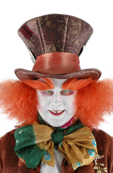 Mad Hatter Sourcils