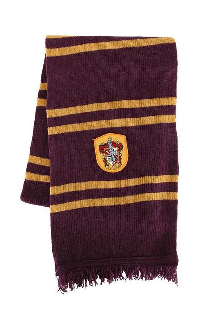 Gryffondor Laine Harry Potter écharpe
