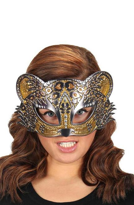 Masque Leopard Étincelle