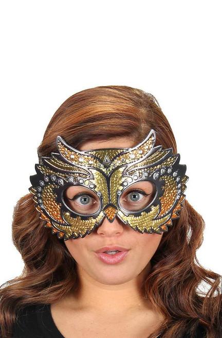 Masque Owl Étincelle