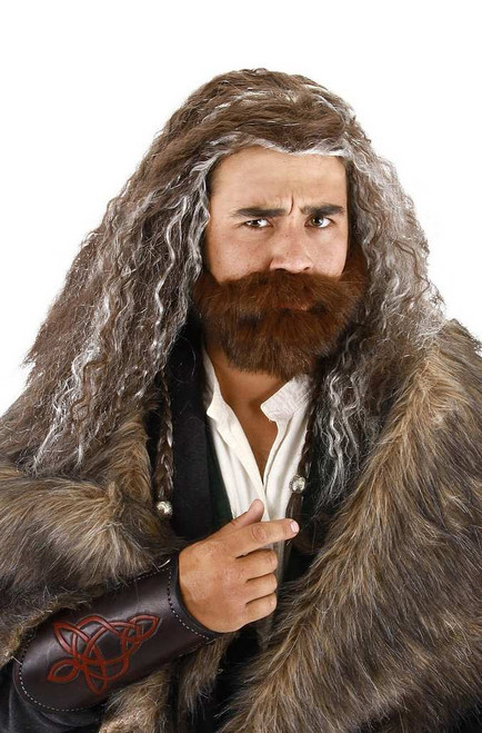 Bilbo le Hobbit Thorin Barbe et perruque
